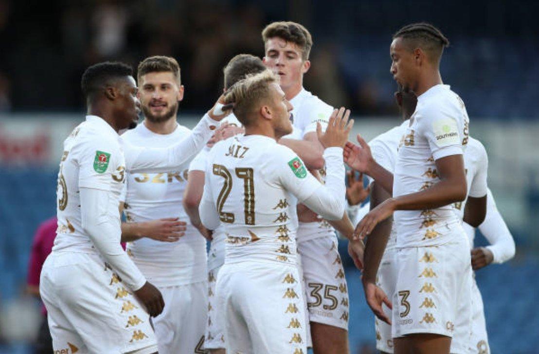 Leeds – Port Vale 4-1