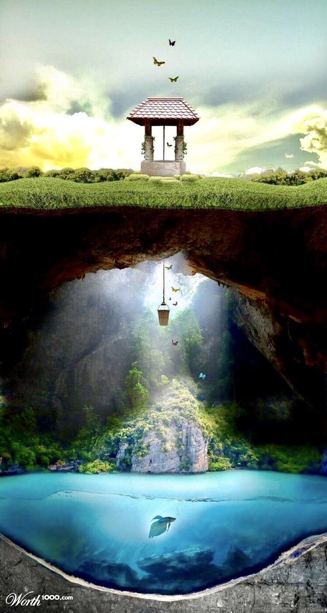 ❦Your creative potential is as deep as the well of your imagination.~AS #amwriting #imagination  https://t.co/pouoPoNg7D RT @AnneScottlin