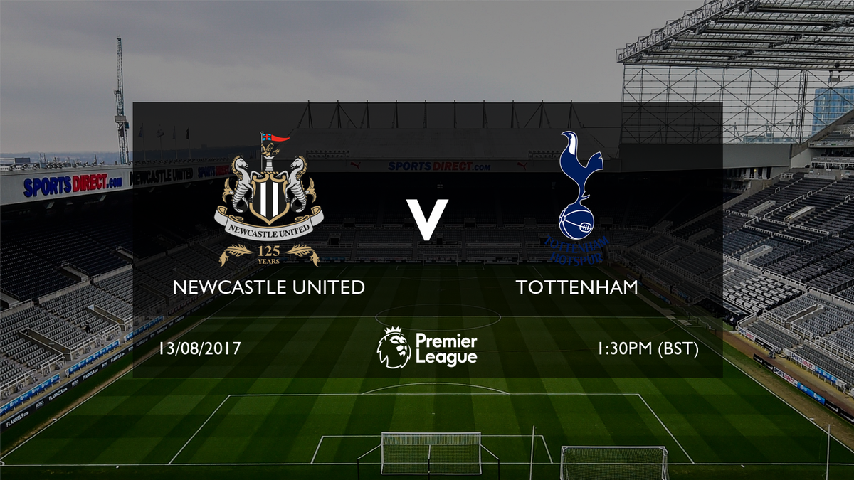 We Return To Premierleague Action At Home SpursOfficial Today Kick Off St James Park Is 130pm BST NUFC Tco UGHqKak1lS