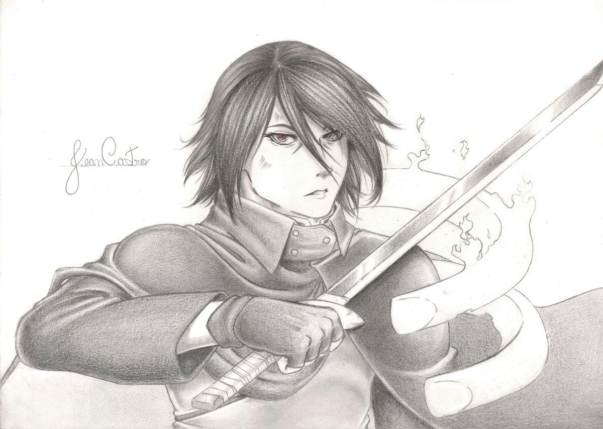 Jean castro on twitter uchiha sasuke pencil narutoshippuden kurama ninja drawing draw sasuke sasukeuchiha uchiha naruto sharingan