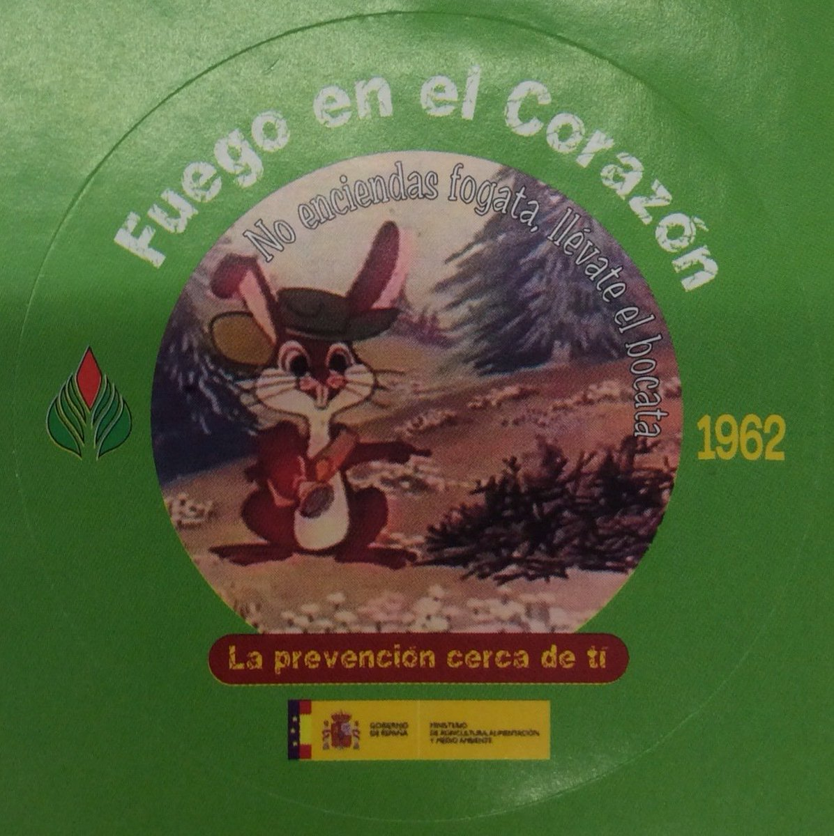 🔥 🔥 🔥 Ya lo decía Fidel en 1962... No enciendas fogata, llévate el boc...