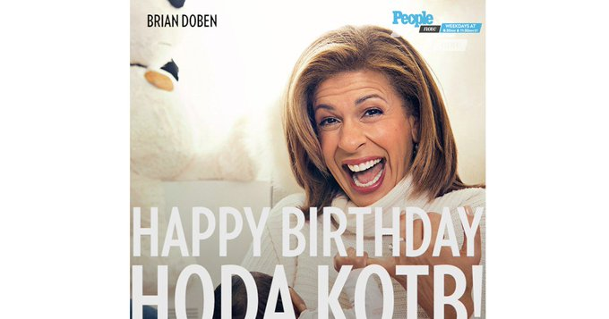 Happy Birthday Hoda Kotb! See Her Cutest Moments With Daughter Haley Joy