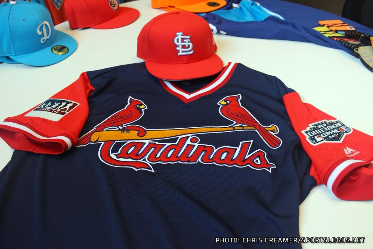 430daa9bc ... photo gallery here  http   news.sportslogos.net 2017 08 09 like-a- rainbow-mlb-announces-bright-colourful-players-weekend   …pic.twitter.com 4HLG3aal29