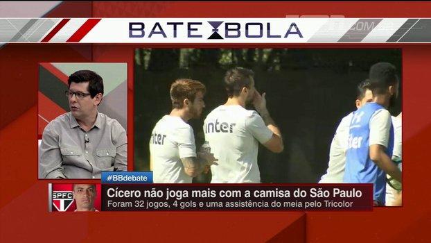 Celso Unzelte cita 'falta de entrega' de Cícero e relembra três afastados no São Paulo https://t.co/o3AwN8dDeE