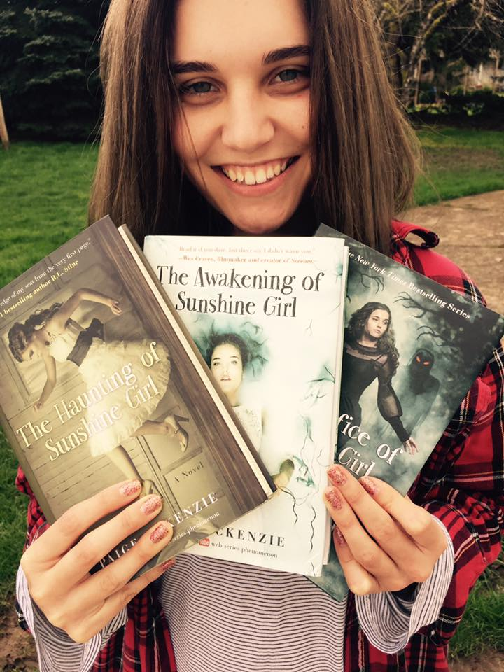 Paige Mckenzie On Twitter In Honor Of Bookloversday A Giveaway