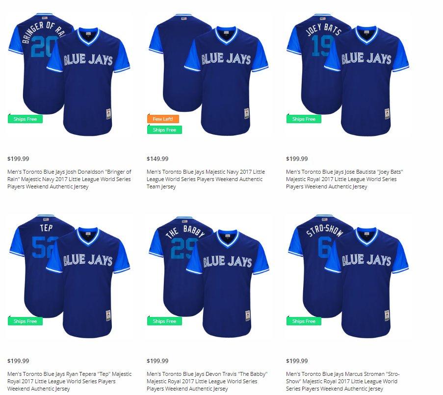 meet 3a0ac f1763 cheap blue jays 6 marcus stroman light blue stroshow players ...