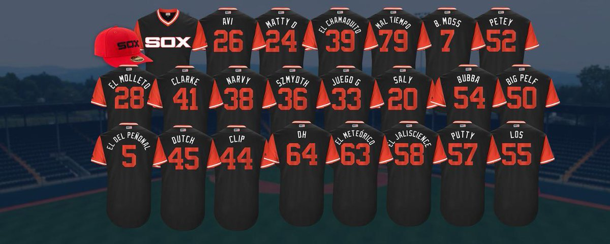 18964285677 Chicago White Sox on Twitter