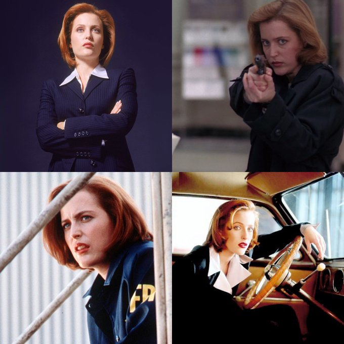 HAPPY BIRTHDAY TO 1 AND ONLY, GILLIAN ANDERSON!