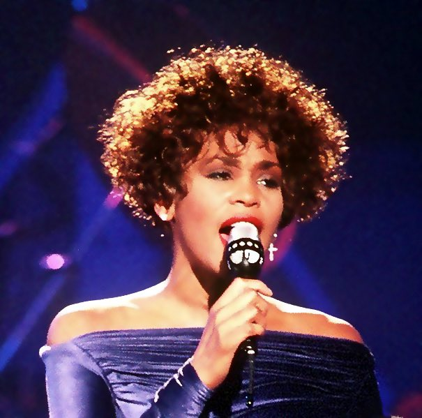 Happy Birthday Whitney Houston! Miss You!