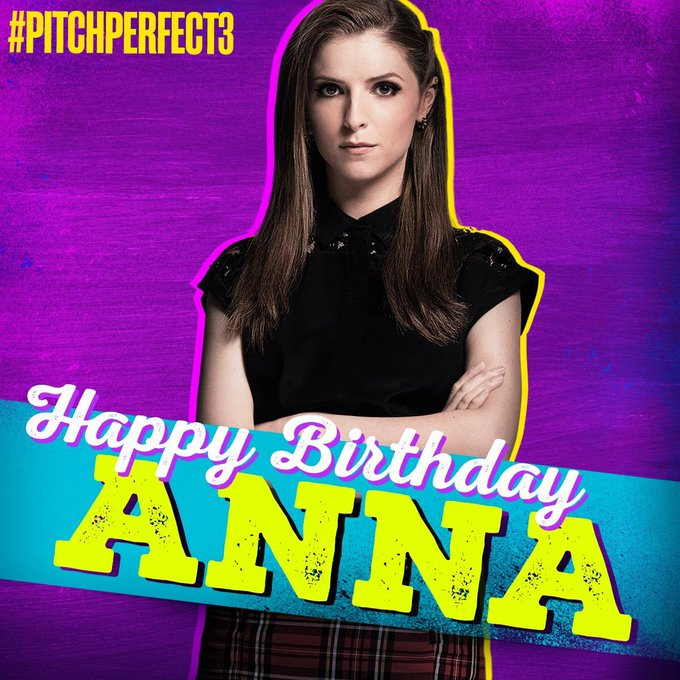 Happy birthday, Anna Kendrick! We love you awesome nerd!