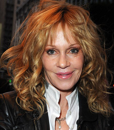 We wish a very happy birthday to the amazing Melanie Griffith! ¡Feliz cumpleaños