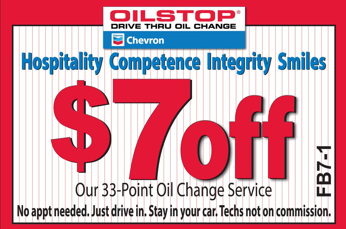 Oil Stop Coupon >> Oilstop Inc On Twitter Putting Off That Much Needed Oil Change