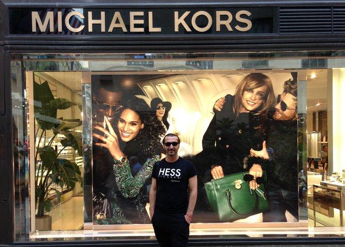 Happy Birthday Michael Kors!