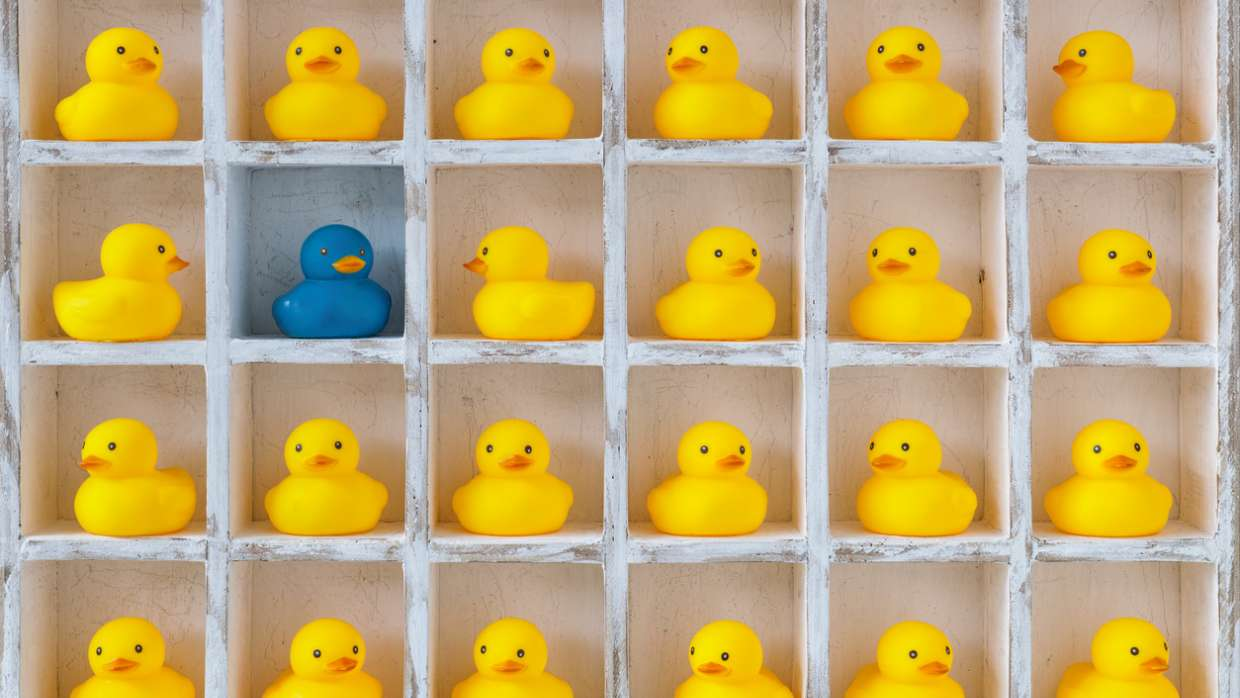 Be yourself!  #individualism in the #workplace:  https://t.co/xL7QwU0ibb https://t.co/6MhPrXdodv