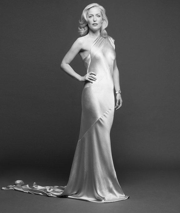 Happy birthday, Gillian Anderson!