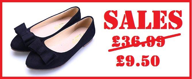 f82f3901d7ce  SMILUN WOMEN S BALLET FLAT BALLERINA  OFFER ̶£̶3̶9̶.̶9̶9̶ TO £9.50   Balletflat  Shoes  Sales  13Sales Check it Out http   bit.ly 2uqjjGC pic. twitter.com  ...