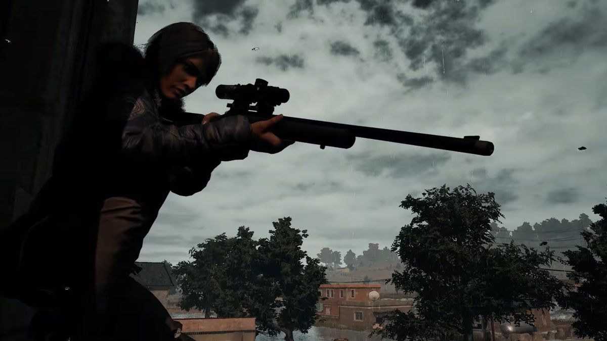 pubg first person or third person