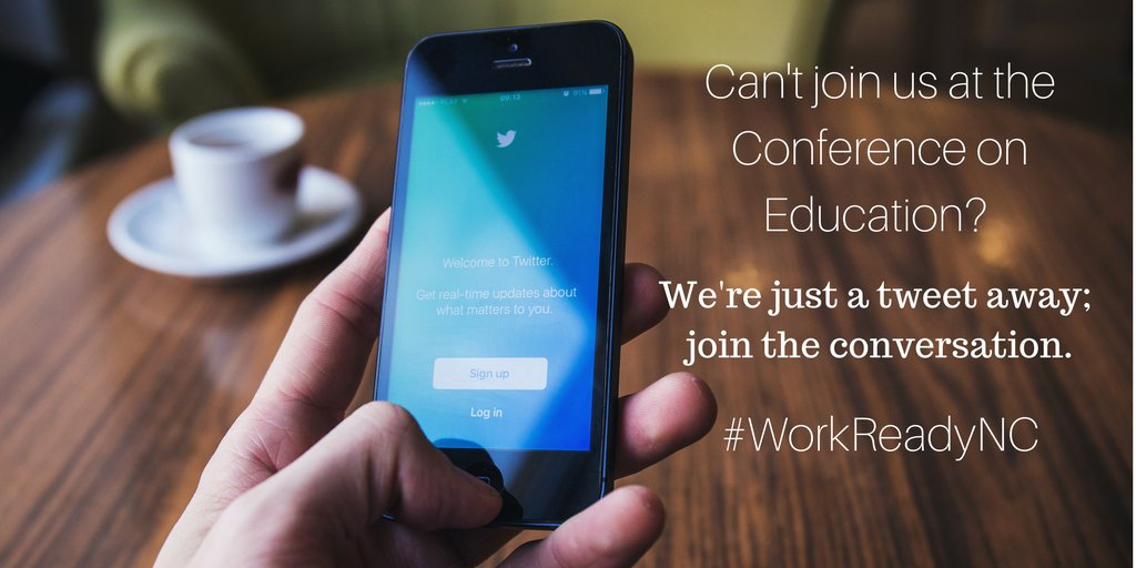 Coming up: 3rd Grade Literacy Panel; how it impacts workforce development. Tweet us your questions! #WorkReadyNC https://t.co/BwdTudQIis