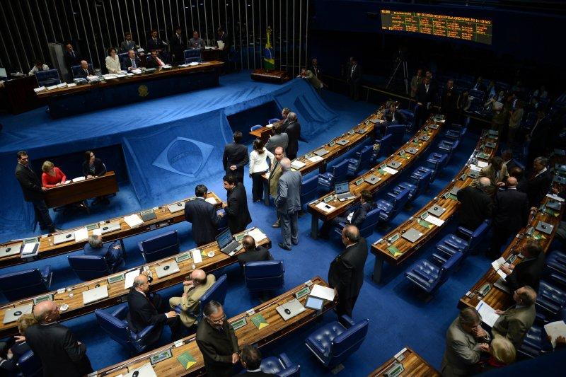 Comissão do Senado aprova por unanimidade o nome de Marcelo Barbosa para a CVM. https://t.co/0F6Cste85z (📷 Fabio Pozzebom/ABr)