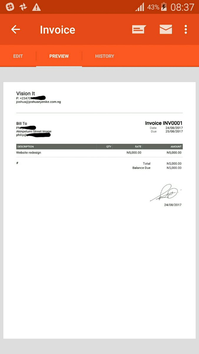 Invoice Simple InvoiceSimple Twitter - Invoice simple vancouver