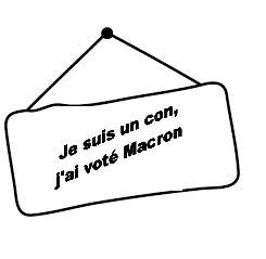 .@alexiscorbiere : 'Macron a été élu par rejet de #LePen' Et ouais 👇