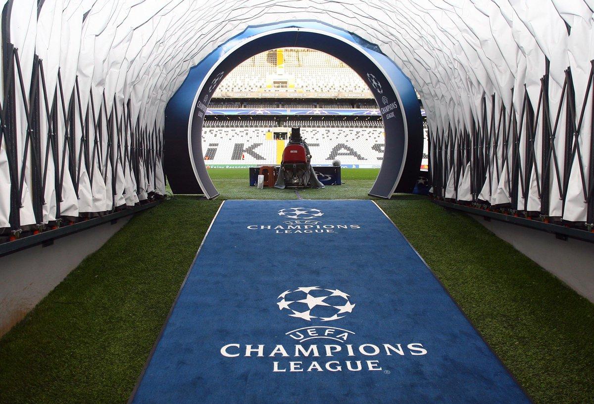 UEFA Şampiyonlar Ligi Grup kuraları bugü...
