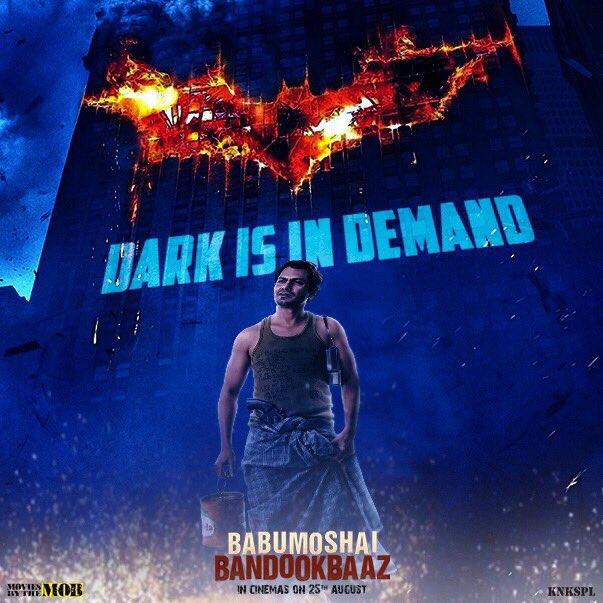 Enough said! 😎 #BabumsohaiBandookbaaz releasing on 25th August! @BabuBandookbaaz https://t.co/jyZr0Tumll