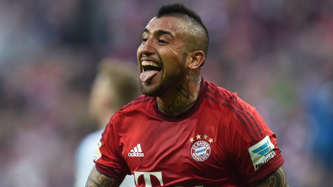 #BayernMunich #Bayern #Vidal #FCB Join Bet365 the UK&#39;s best bookie &amp; get your 1st deposit matched to £200!!  Here  http:// bit.ly/2hXXNpB  &nbsp;  <br>http://pic.twitter.com/XGoaBXYcJ2