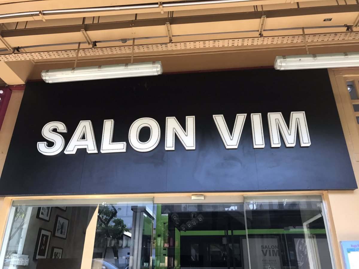 First time users of this salon may have a hard time leaving https://t.co/KfIqmfjfTA