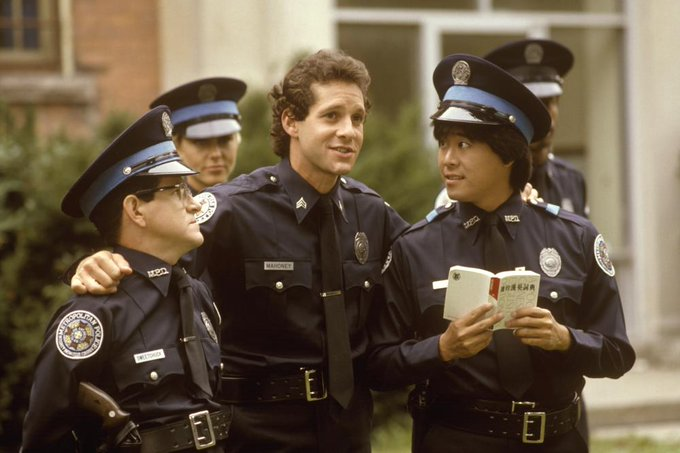 Happy Birthday to Steve Guttenberg(middle) who turns 59 today!