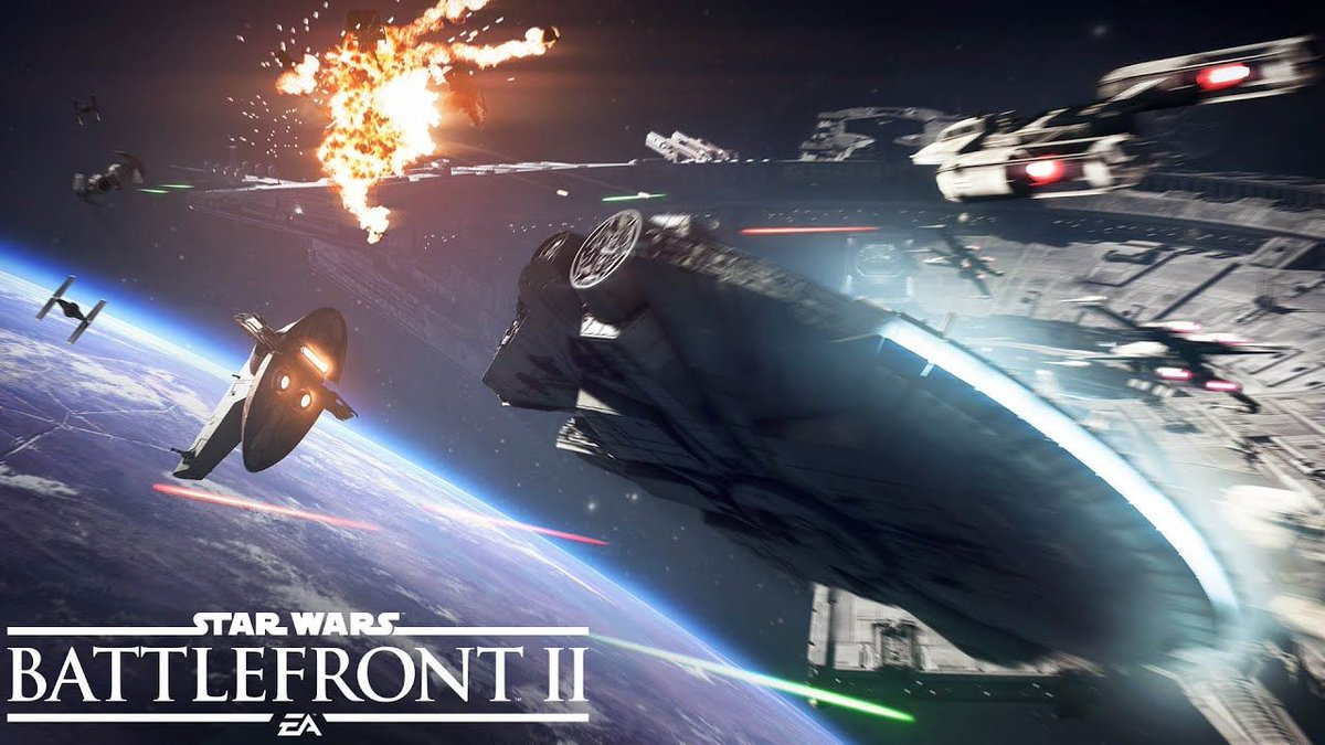 What do you love most about the upcoming Star Wars Battlefront 2?    http:// bit.ly/2x3uqan  &nbsp;    #gamedev #StarWars #Battlefront2 #gamers<br>http://pic.twitter.com/ql4HKLs1YZ