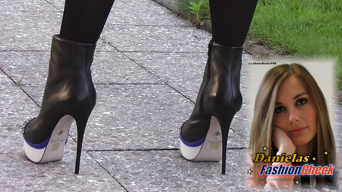 #Mode #fashion #OOTD #Stiefel #boots Danielas FashionCheck #047: Buffalo-#Booties (#highheel), #Dress, #tights:  https://www. youtube.com/watch?v=PYyJat 4pVcM &nbsp; … <br>http://pic.twitter.com/rPSrhy3vS3