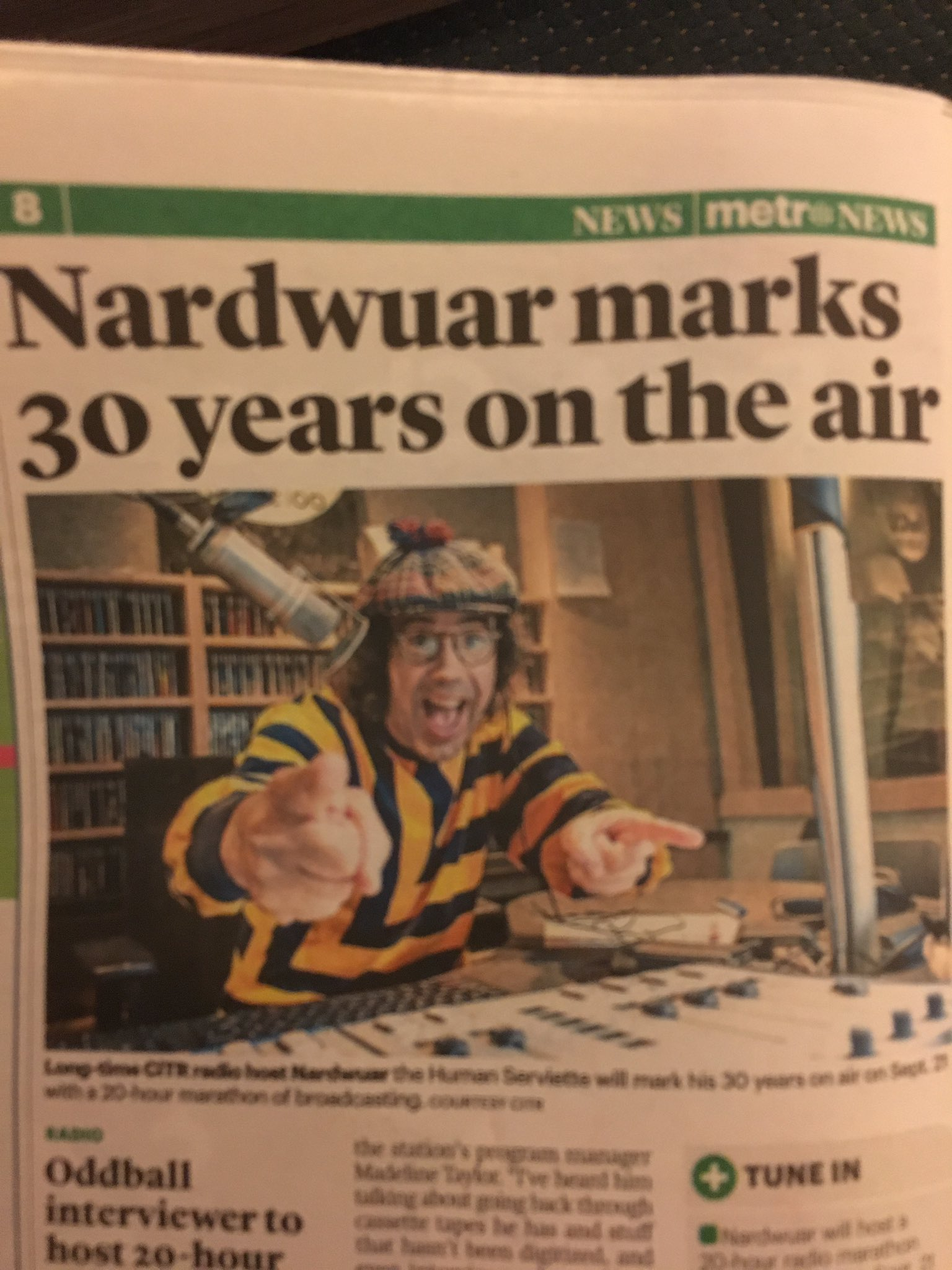 Marcus Parks On Twitter Can Anyone In Vancouver Put Us In Contact With This Nardwuar Fella Ask anything you want to learn about marcus parks by getting answers on askfm. twitter