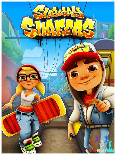 Игры subway surfers бегущий фред