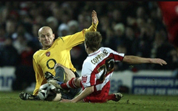 Think we owe them one #Arsenal #Donny #quarterfinal #05/06 @Carabao_Cup #rtid <br>http://pic.twitter.com/3ooiSlYtGb
