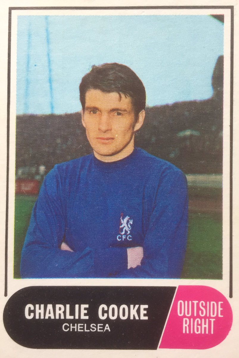Charlie Cooke #Chelsea  A&amp;BC 1969 102/170 #CFC<br>http://pic.twitter.com/x6pCqFYK3a
