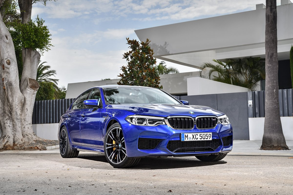 Bowker BMW on Twitter The new BMW M5 httpstcosNyVOwdRB1