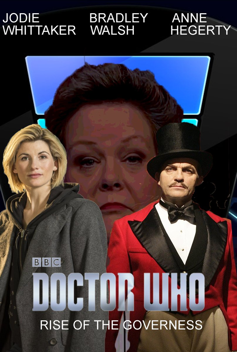 Can the Doctor beat the Chaser? The chase is on. #DoctorWho #TheChase