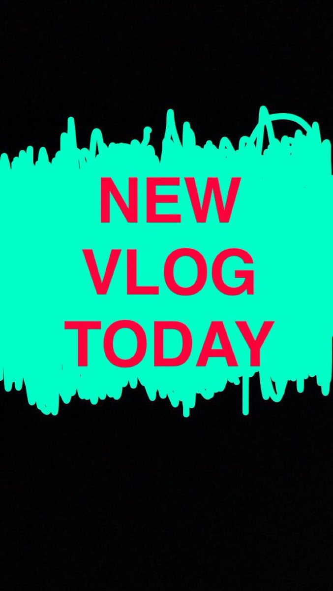 Another day another #vlog #vlogger #vloglife #smallvlogger #youtube #youtuber #smallyoutuber #vloggingyoutuber #video #videos #funnyvideos<br>http://pic.twitter.com/V3sR3FVppR