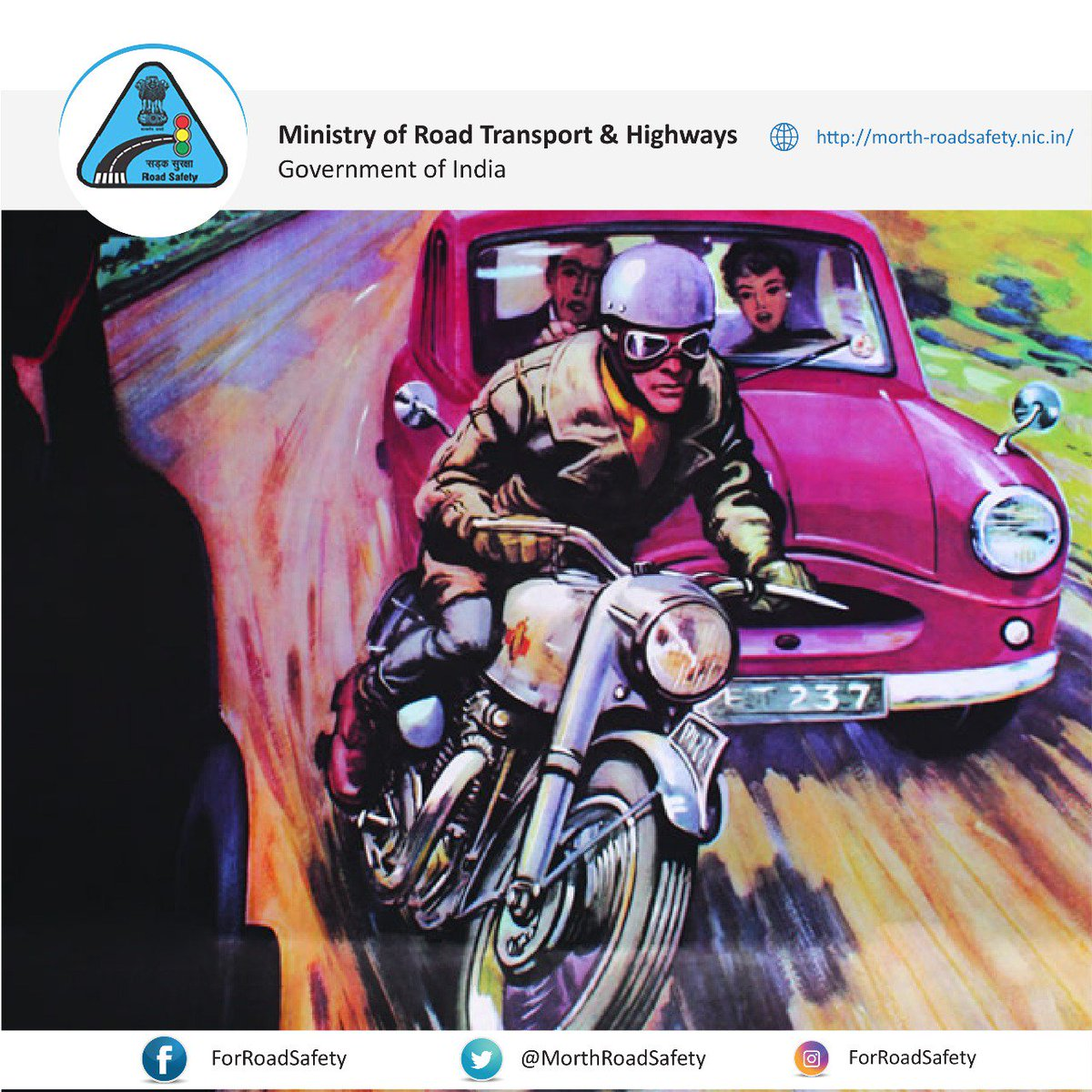 speed thrills but also kills Speed thrills but kills always keep your vehicle safe keep your eyes on the road and hands on the wheel while driving avoid distraction.