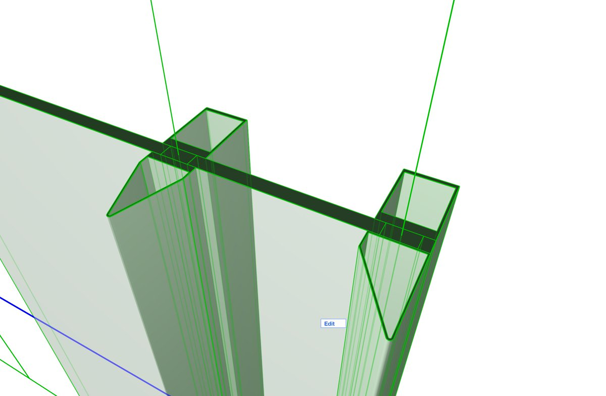 http://www. weareenzyme.com/library-parts- 1-curtain-wall-frame-caps/ &nbsp; …  Customised Library Parts in #ARCHICAD  Starting with a Curtain Wall Composed profile... #BIM #architecture #design <br>http://pic.twitter.com/QFykHDYr7A