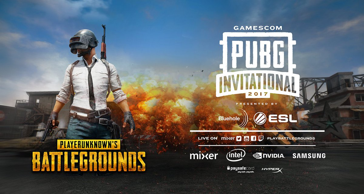 "ESL PUBG On Twitter: ""Get Ready For The @PUBATTLEGROUNDS"