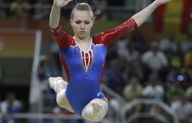 Спортивная гимнастика  - Страница 2 DH0MxUDXgAA_vNh