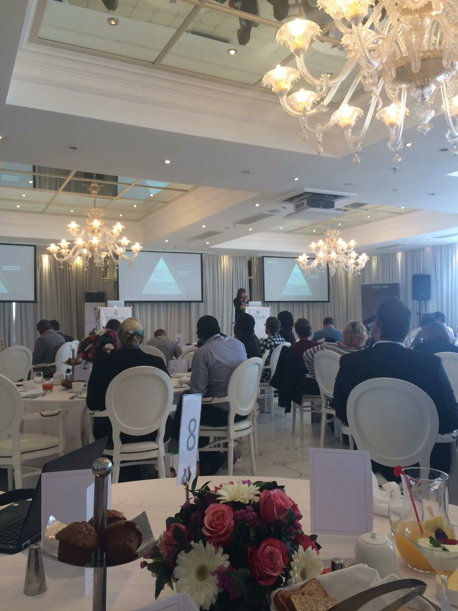 #SageLive is launching in #SouthAfrica. Taking accounting to the cloud! #durban #sageintelligence @SageGroupZA<br>http://pic.twitter.com/TSUKtdXCl3