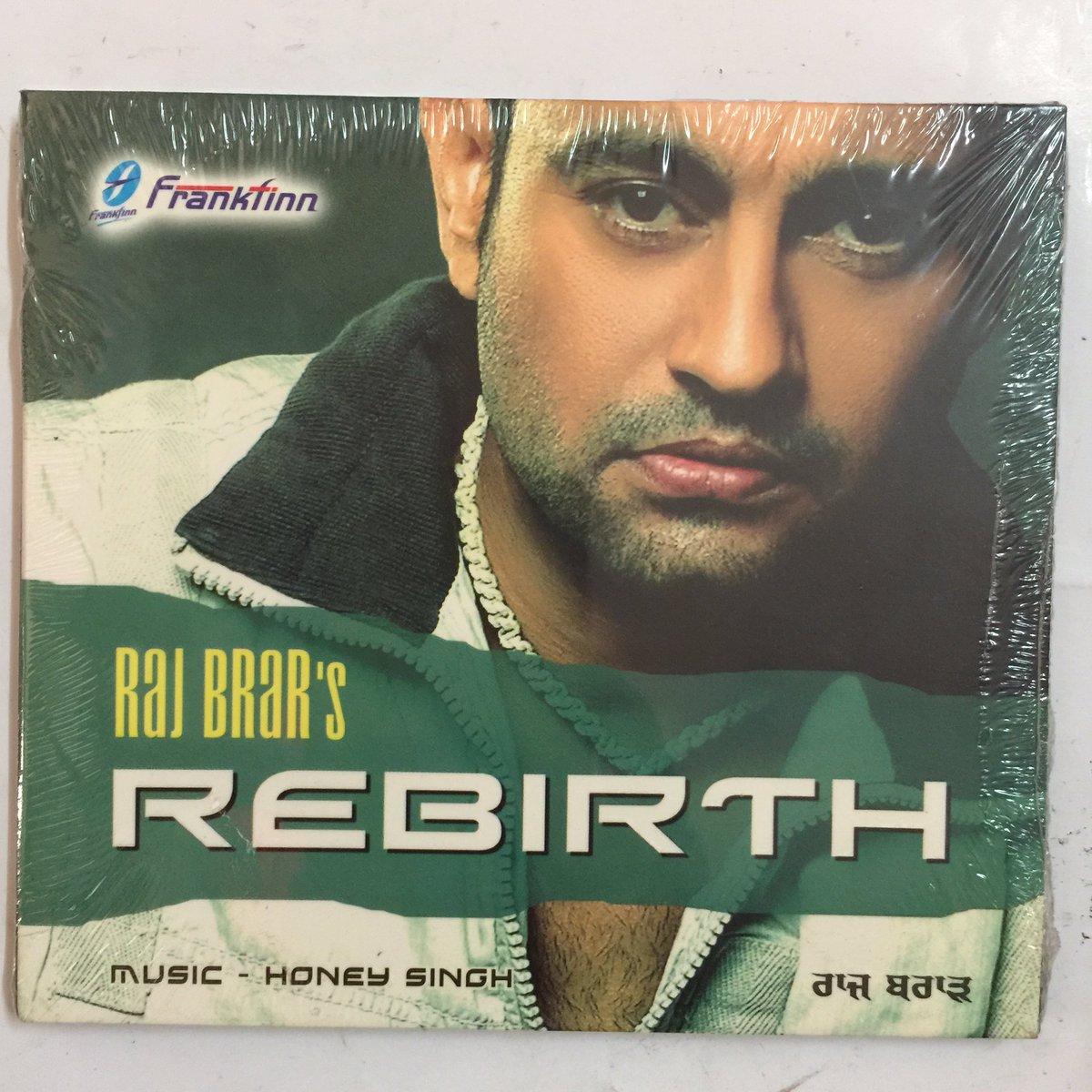 raj brar rebirth album