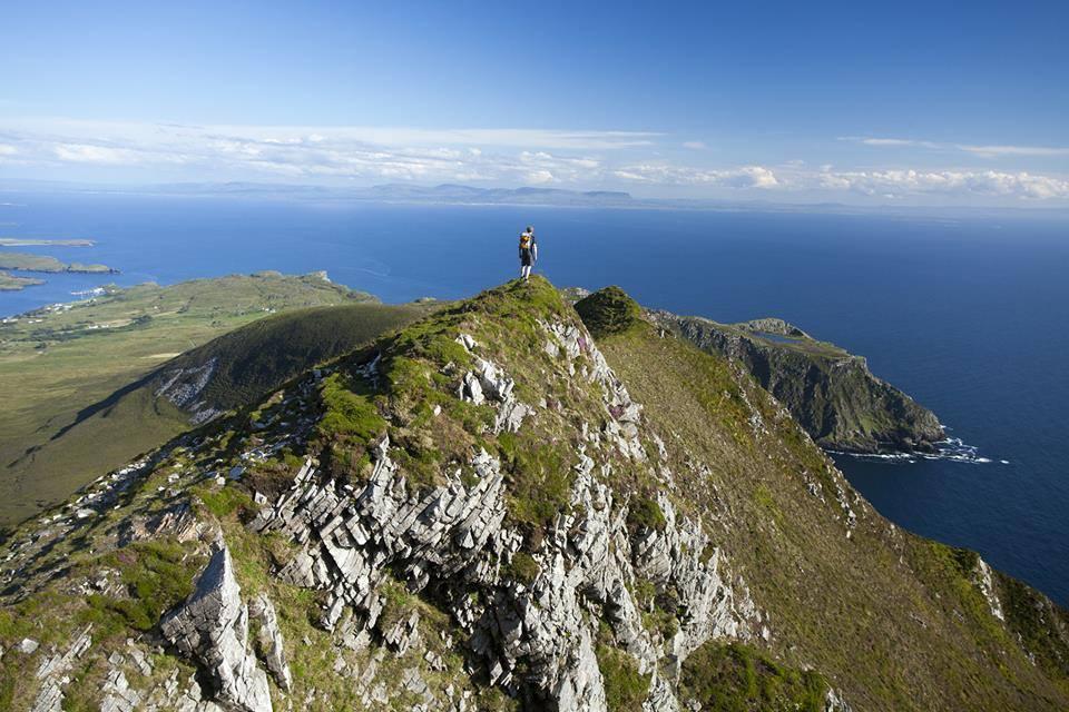 Slieve League, Co. Donegal. A sensational spot! #beautiful #ireland<br>http://pic.twitter.com/1PAdfTdHaK