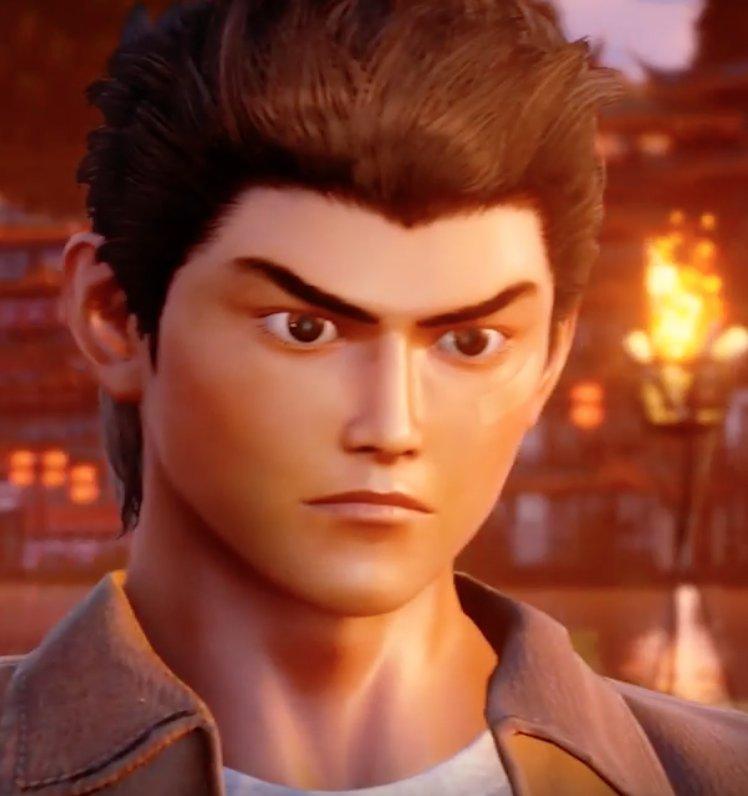 Shenmue III cuenta el épico viaje de un héroe en busca de la legendaria habilidad de mostrar expresiones faciales. https://t.co/ikdnExPIlA
