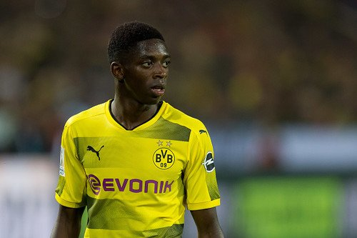 #BorussiaDortmund are ready to release #OusmaneDembele for 150m, no less  #Vbet #Barcelona #Borussia<br>http://pic.twitter.com/kOidOr9QYv
