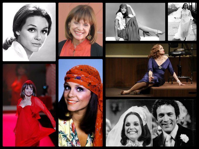 Today in History August 22nd Happy Birthday! 1939 - Valerie Harper who turns 78 .