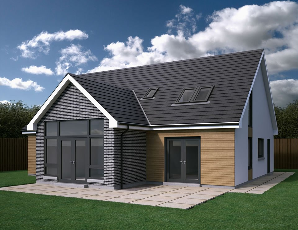 Alver, a new 4 bedroom, 1.5 / 1.75 storey home #selfbuild #design from Scotframe <br>http://pic.twitter.com/6FQLJEYwUt